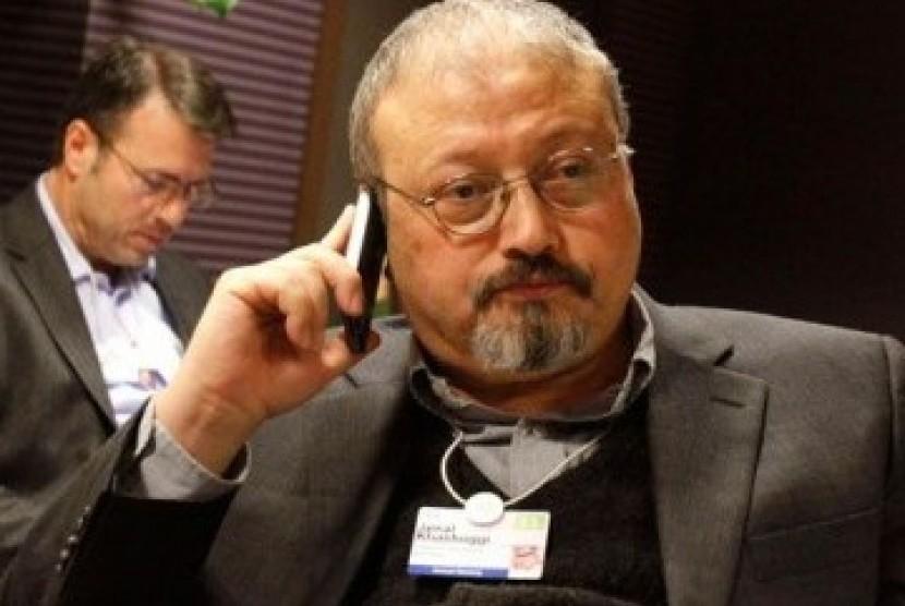 Jamal A. Khashoggi,