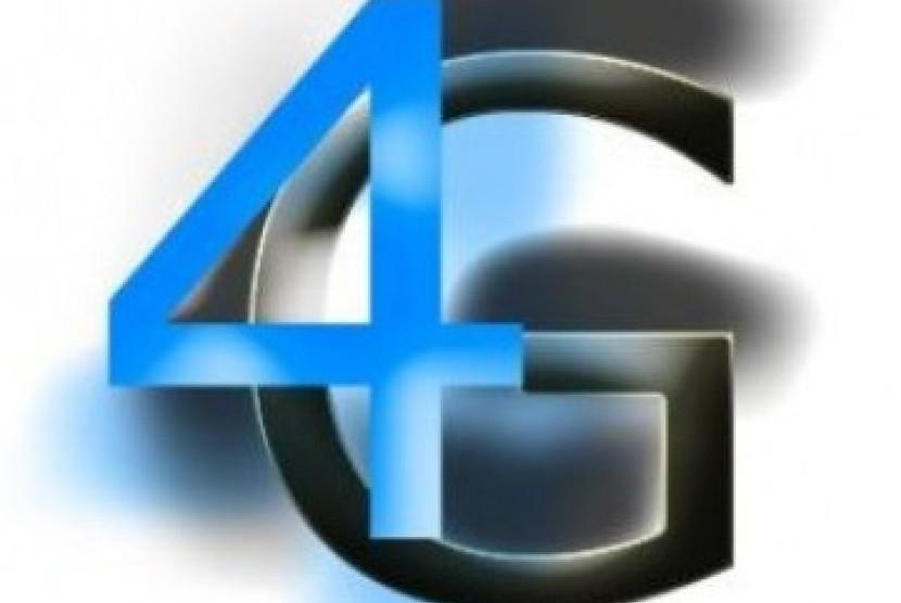 Jaringan 4G (Ilustrasi)