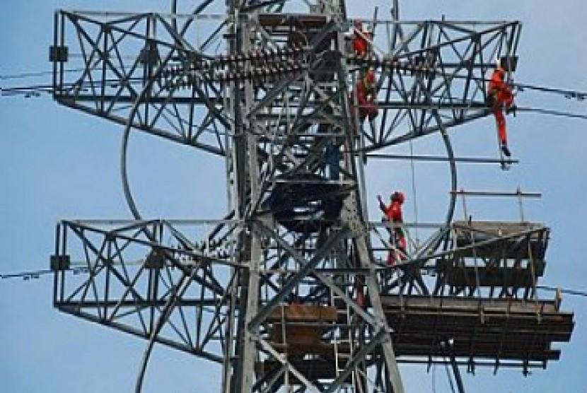 Jaringan listrik PLN