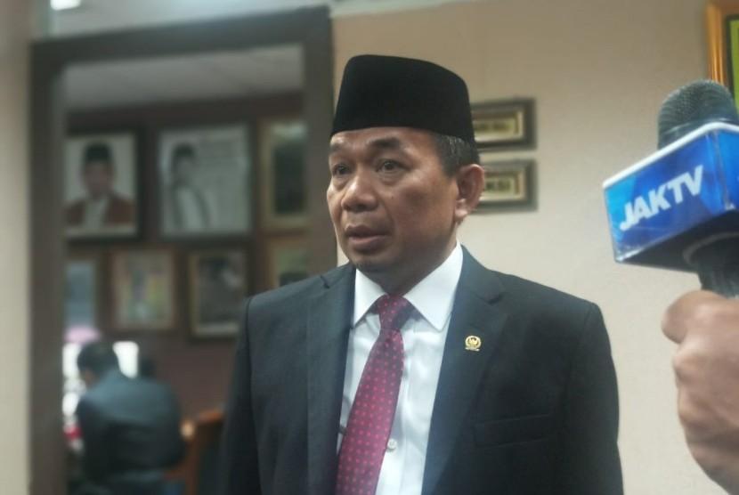 Jazuli Juwaini Ketua Fraksi PKS