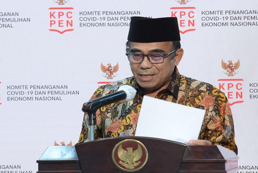 Mantan Menteri Agama Fachrul Razi