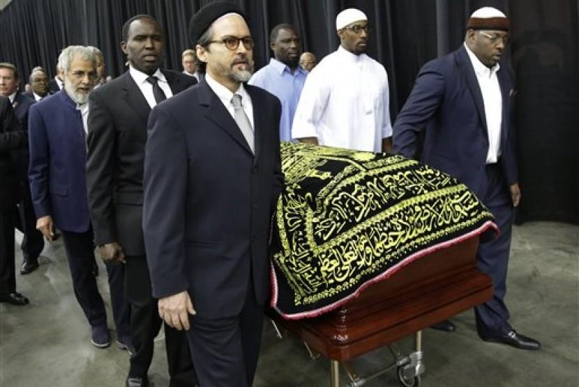 Muhammad Ali Membuat Islam Diterima Di Amerika Republika Online