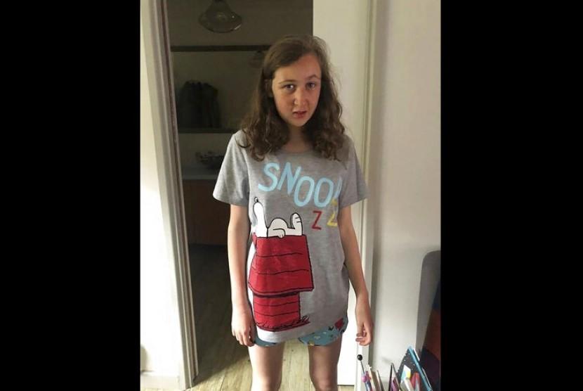 Jenazah remaja Inggris yang hilang di sebuah resor di Malaysia, Nora Quoirin, ditemukan, Selasa (13/8).
