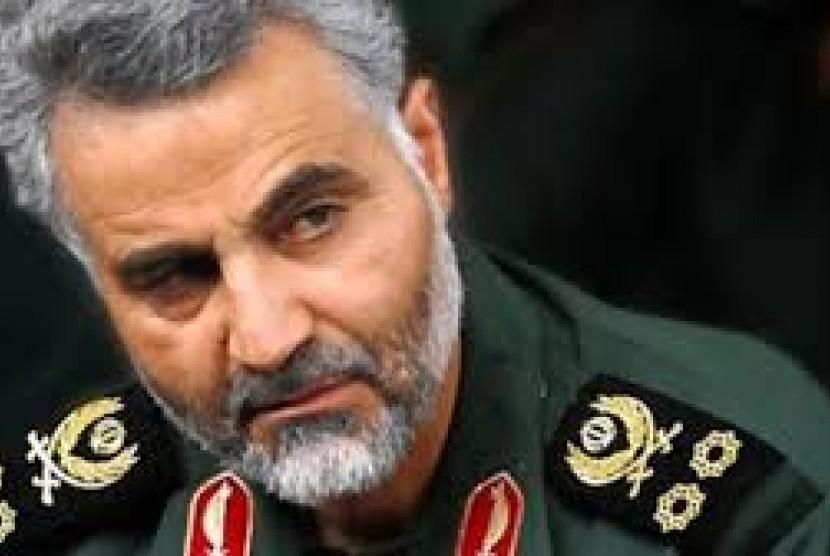 Jenderal Iran, Qassem Soleimani