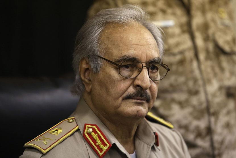 Jenderal Khalifa Haftar