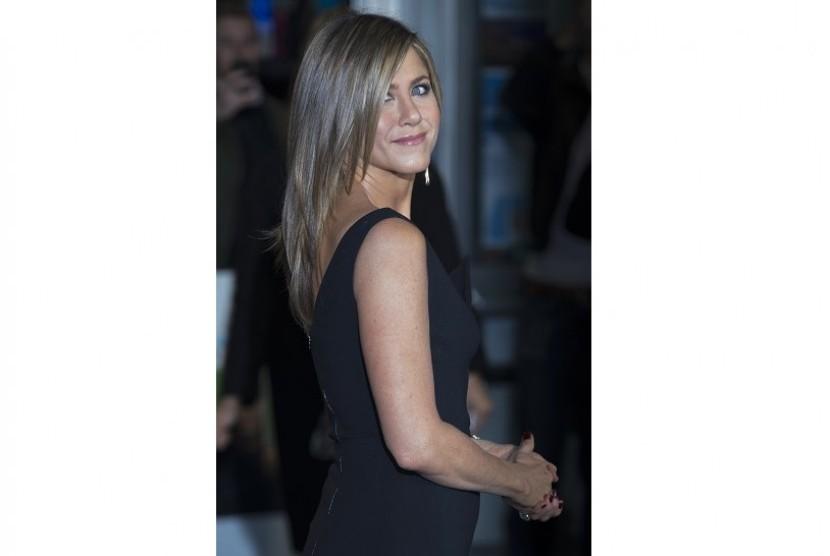 Jennifer Aniston ingin tetap cantik di usia 80 tahun