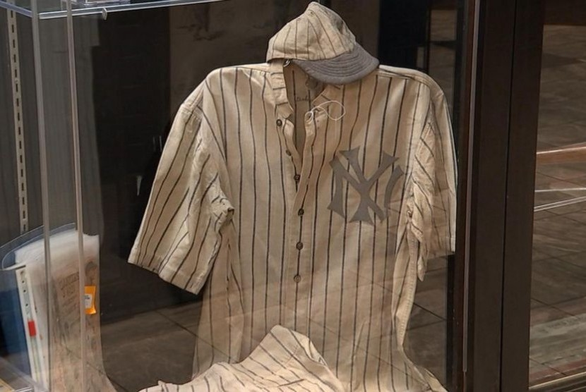 Jersey Babe Ruth
