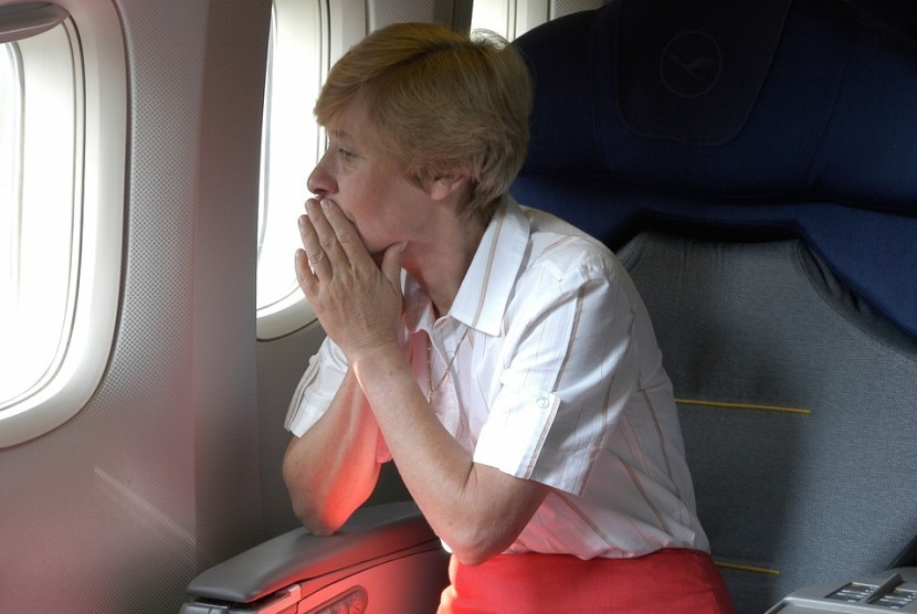 Jet lag, sering terjadi pada seseorang usai melakukan penerbangan yang cukup jauh