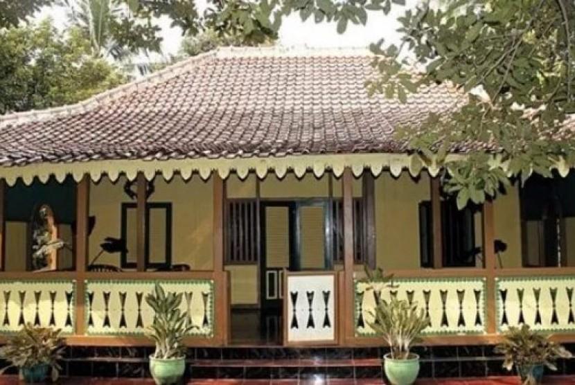 72 Gambar Rumah Sederhana Ala Betawi HD