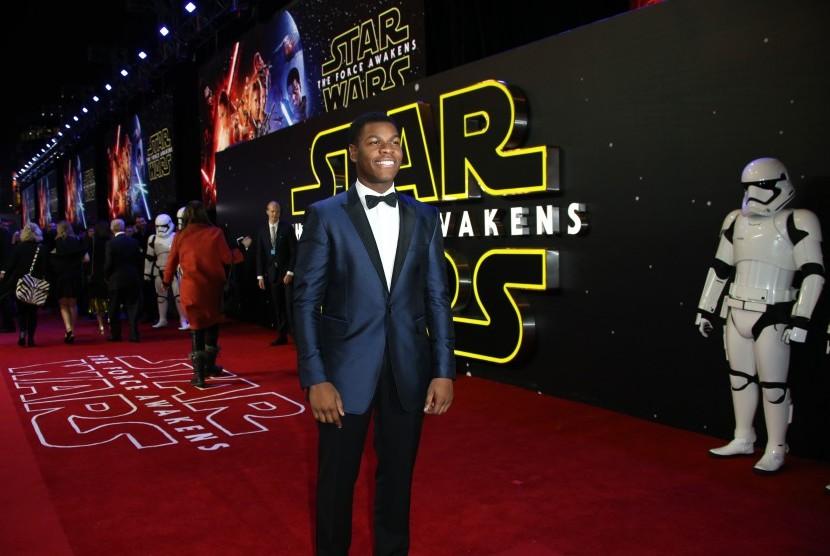 John Boyega akan adu peran dengan Viola Davis di 'The Woman King'.