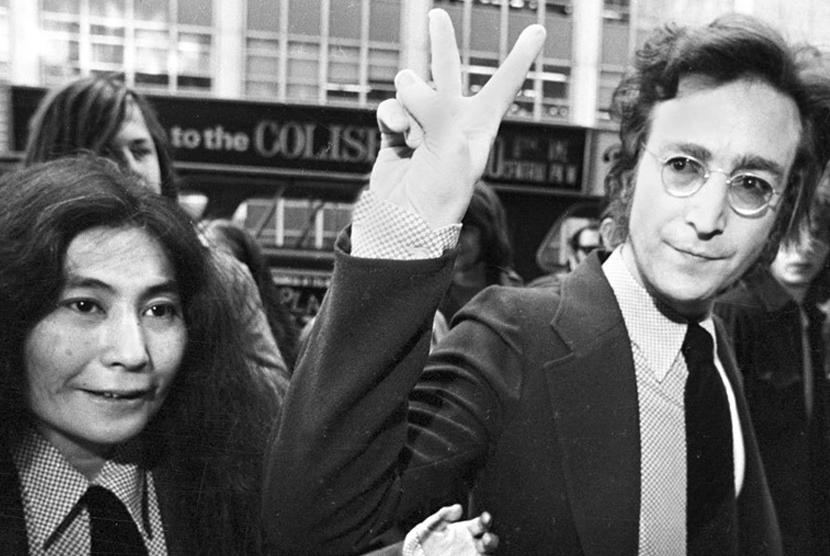 Saat John Lennon Bikin Gerah Presiden Nixon Republika Online