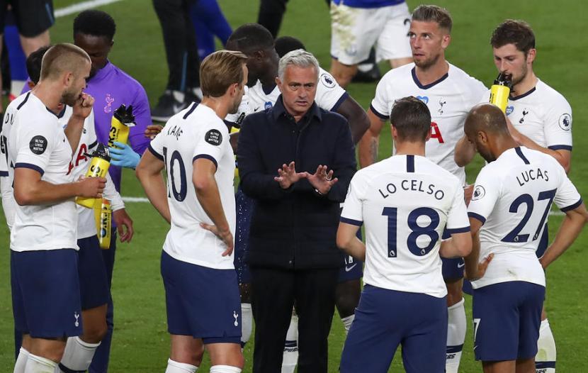 Fakta Seputar Duel Lask Vs Tottenham Hotspur Republika Online