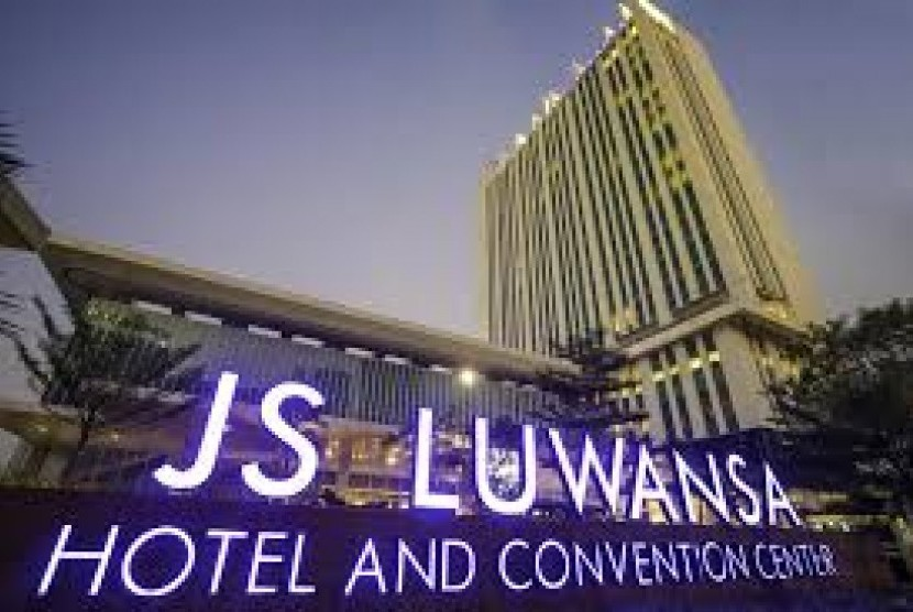 JS Luwansa Hotel and Convention Center.