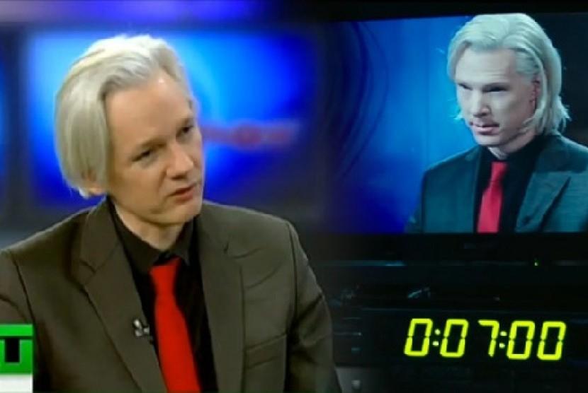 Julian Assange Film