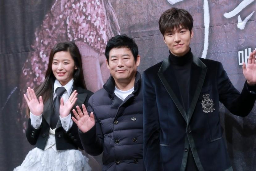 Jun Ji Hyun Akui Kesulitan Adegan Di Air Republika Online