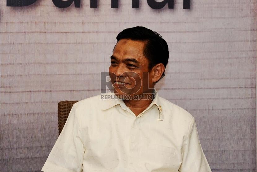 juru bicara Badan Nasional Penanggulangan Bencana Terorisme (BNPT), Irfan Idris