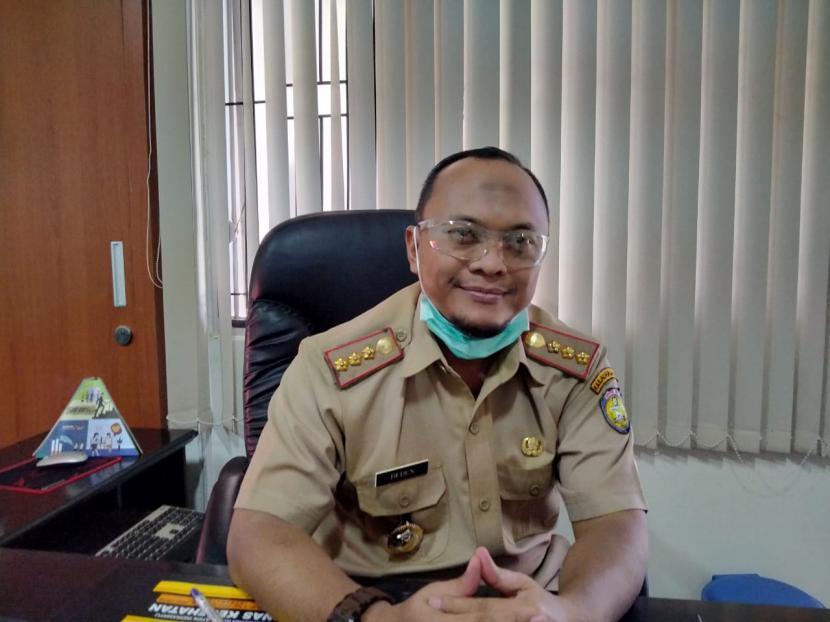 Kepala Dinas Kesehatan Kabupaten Indramayu Deden Bonni Koswara