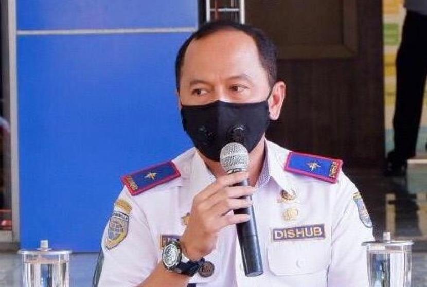 Juru Bicara Satgas Covid-19 Kota Depok, Dadang Wihana.