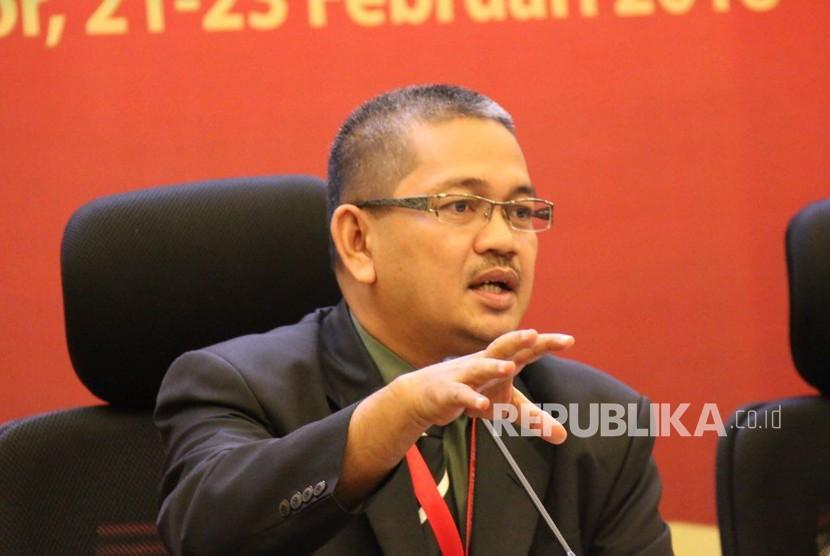 Juru Bicara Komisi Yudisial Farid Wajdi.