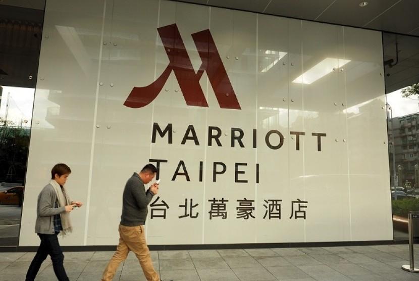 JW Marriott di Taiwan.