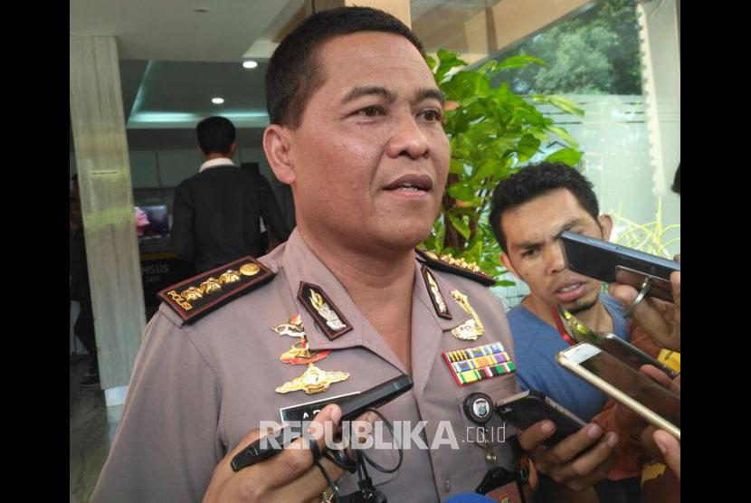 Polisi Mengaku Kesulitan Mencari Pelaku Pembuat Situs