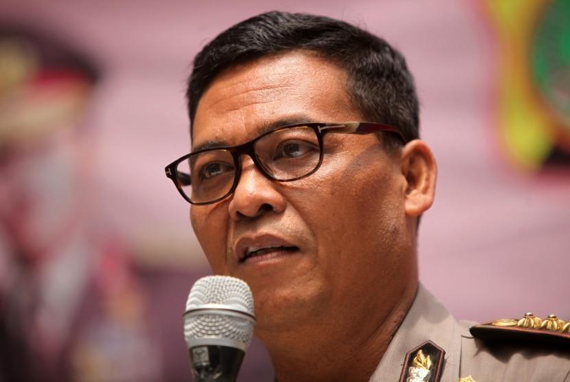 Kabid Humas Polda Metro Jaya Kombes Pol Argo Yuwono.