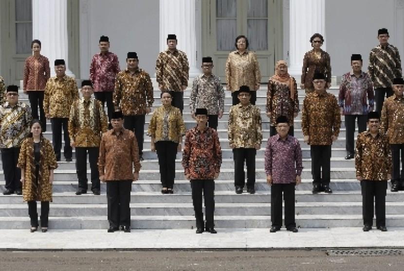 Kabinet Kerja era Jokowi-JK.