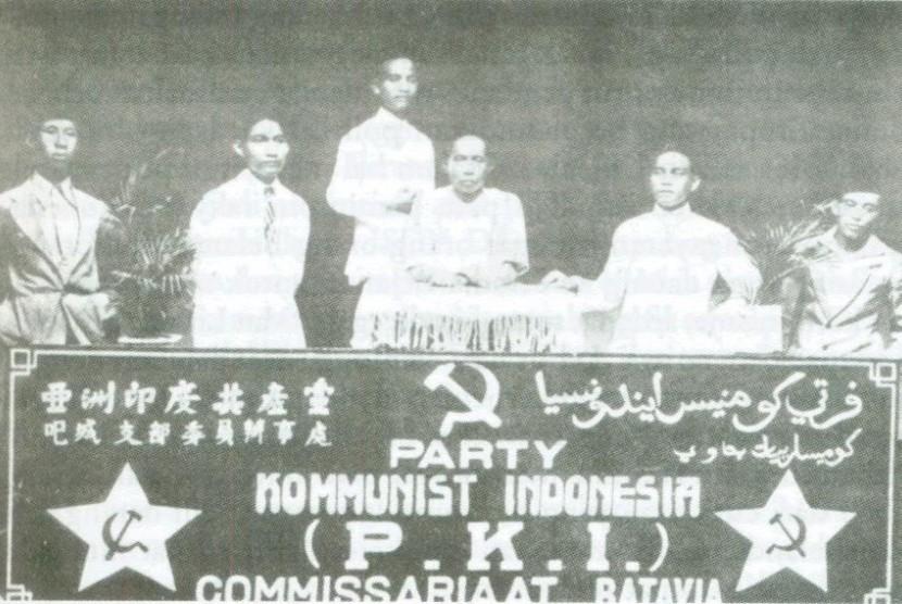 Kader Partai Komunis Indonesia (PKI)