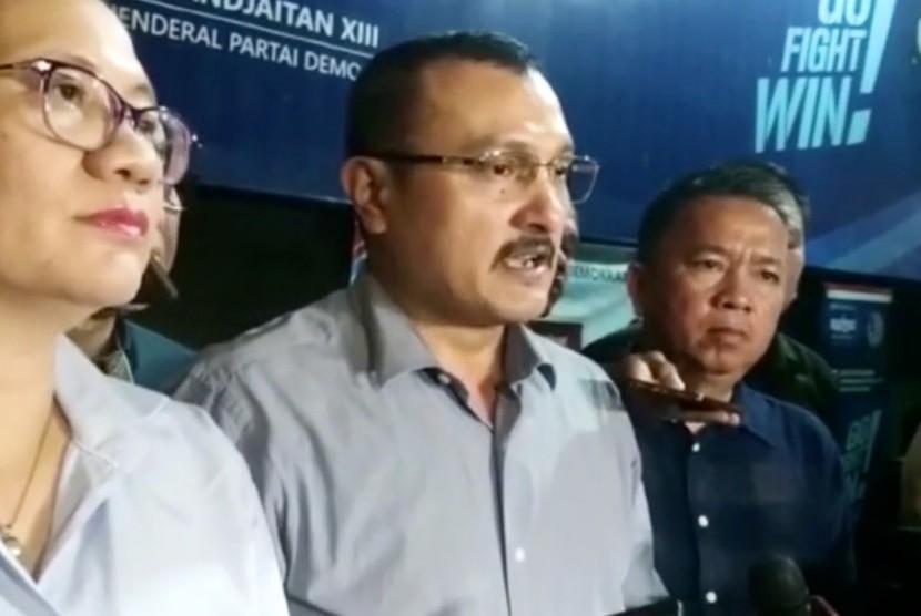 Juru Bicara Badan Pemenangan Nasional (BPN) Prabowo-Sandiaga, Ferdinand Hutahaean.