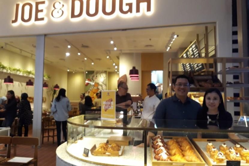Kafe Joe & Dough, Food Society Kota Kasablanka