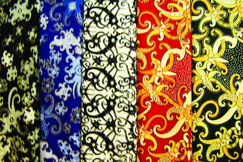 Kecintaan Terhadap Batik Perlu Terus Dipupuk | Republika Online