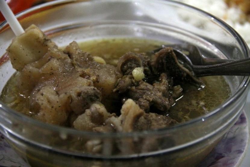 Kaledo, kuliner khas Palu