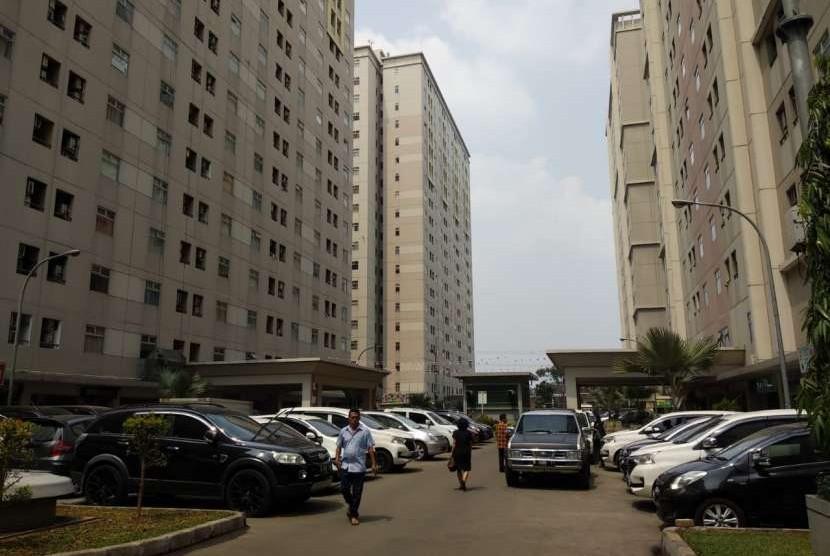 Kompleks Apartemen Kalibata City