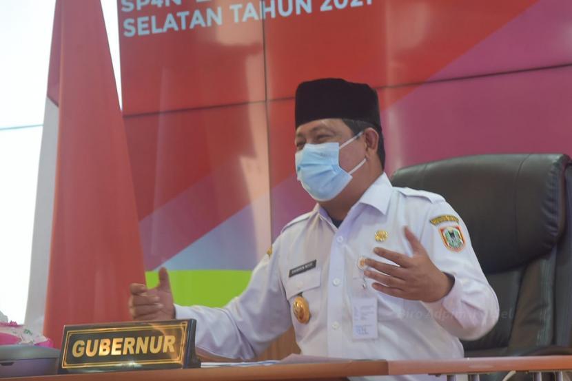 Provinsi Kalimantan Selatan telah menyelesaikan aduan masyarakat sebanyak 99 persen dari 7.547 laporan. Hal ini disampaikan Gubernur Kalimantan Selatan H Sahbirin Noor saat membuka monitoring dan evaluasi SP4N LAPOR secara virtual, Banjarbaru (22/9) siang