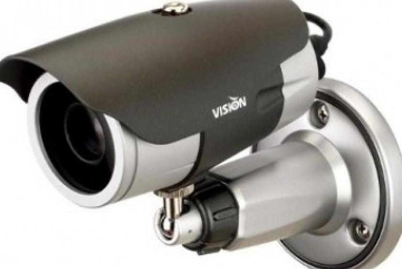 Kamera CCTV (Ilustrasi)