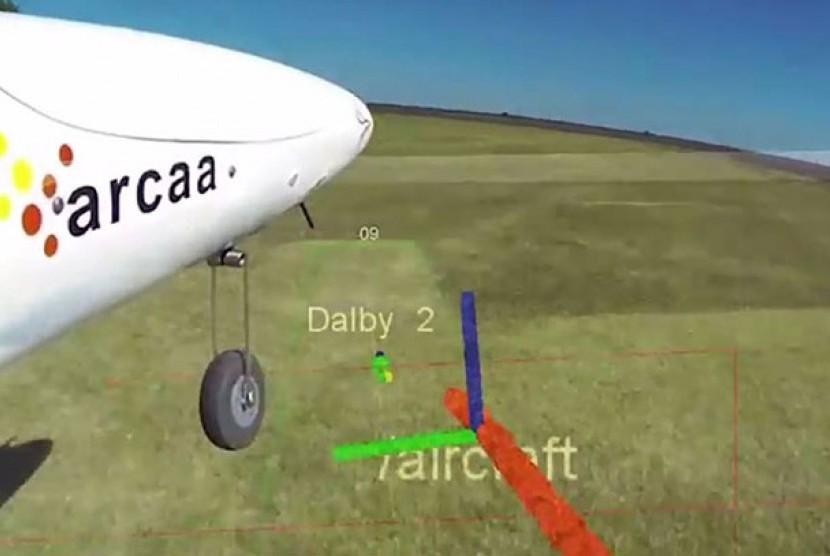 Australia Kembangkan Pendaratan Otomatis Pesawat Tanpa Awak Pertama