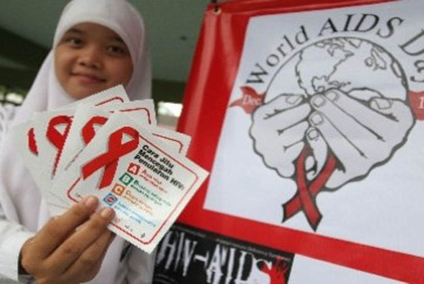 1143 Orang Positif Aids Di Kota Bogor Republika Online