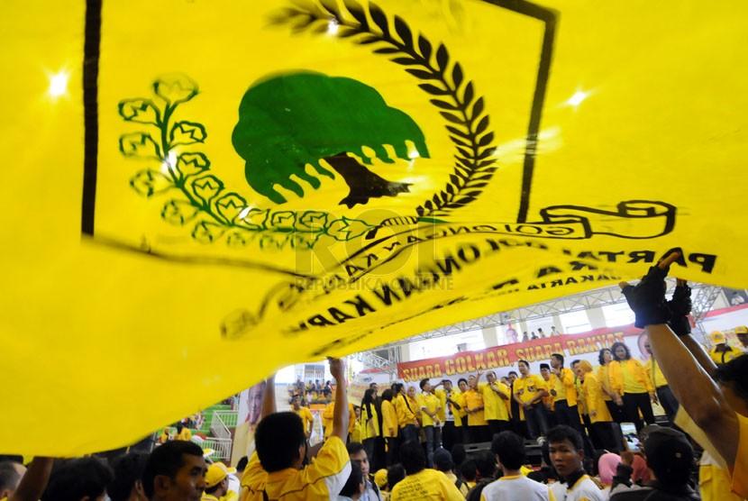 Partai Golkar   (Republika/Aditya Pradana Putra)