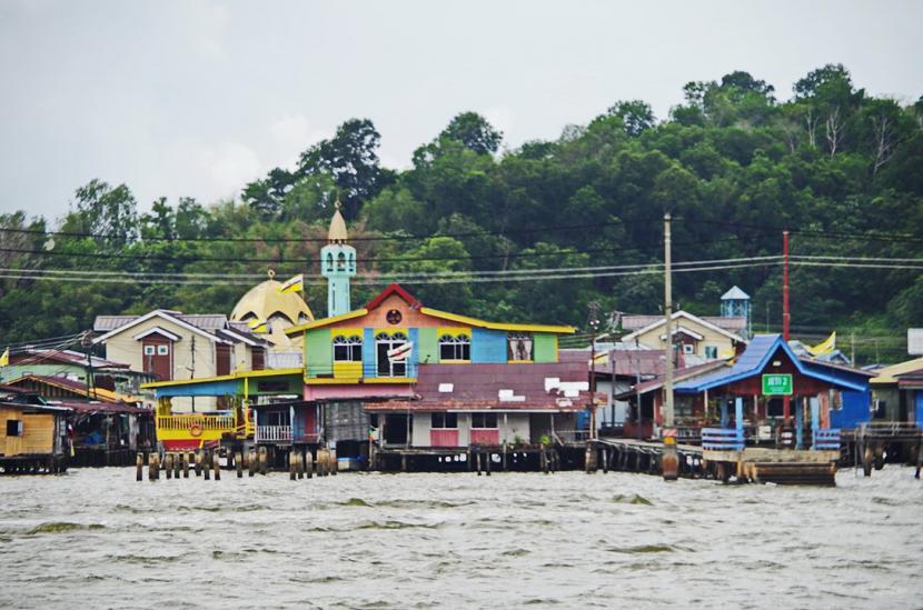 Kampong Ayer, Brunei Darussalam