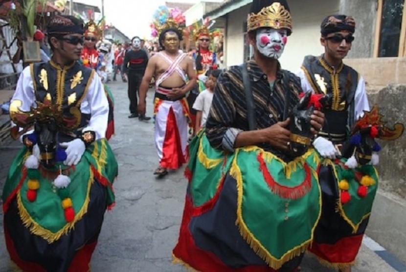 Kampung Cempluk, salah satu destinasi wisata budaya baru di Malang
