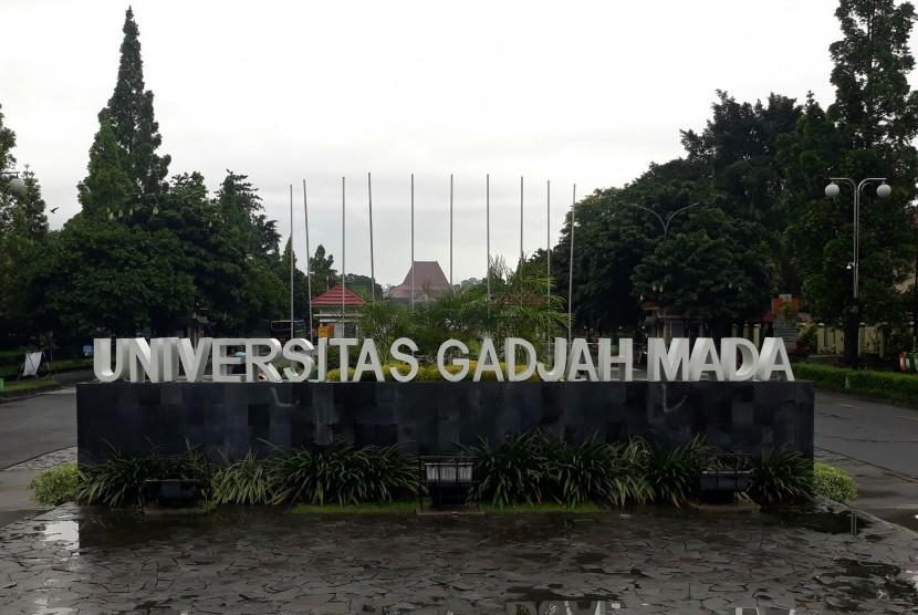 Kampus UGM Yogyakarta.