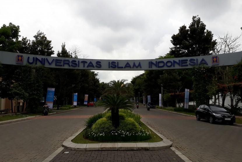 Kampus UII Yogyakarta.