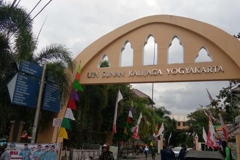 Kampus UIN Sunan Kalijaga Yogyakarta.