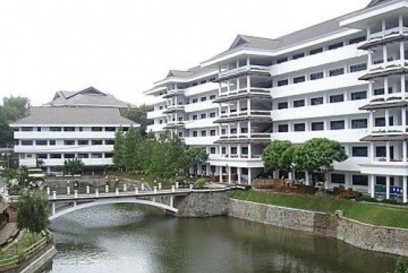 Kampus UMM di Malang.