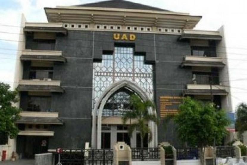 Kampus Universitas Ahmad Dahlan