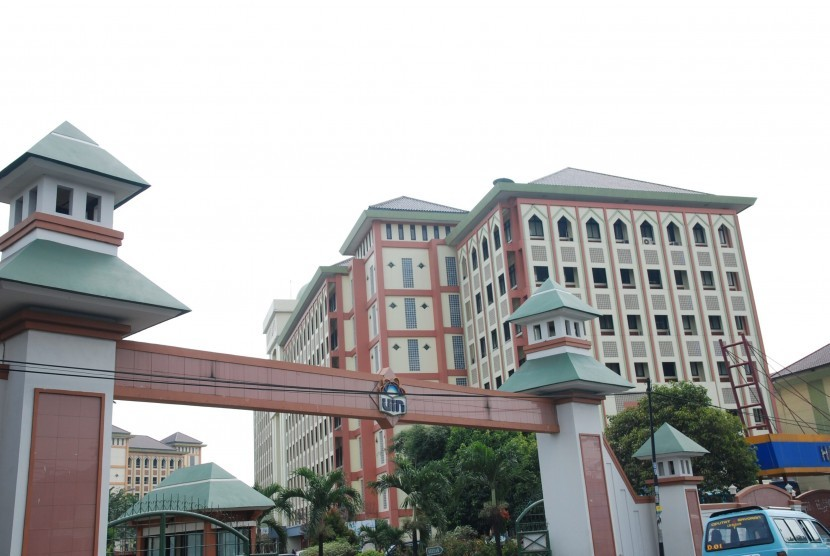 Cegah Corona Kampus Uin Jakarta Tutup Sementara Republika Online