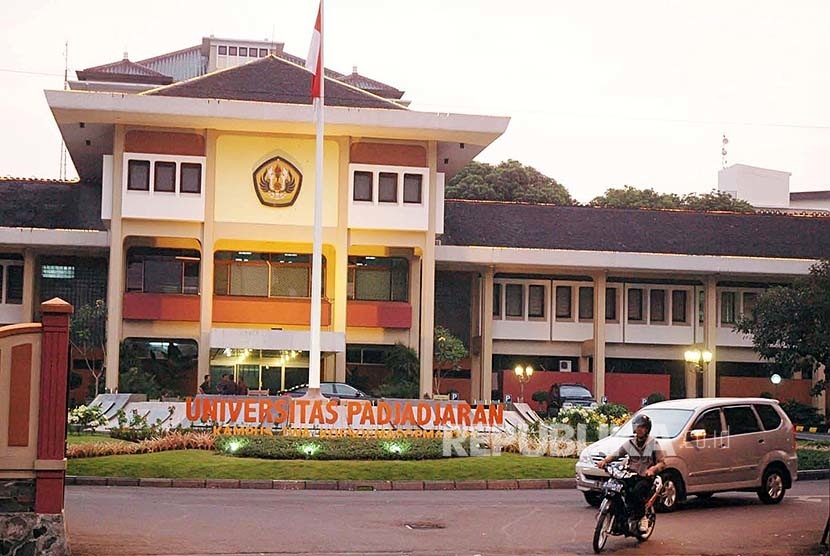 Kampus Universitas Padjadjaran.