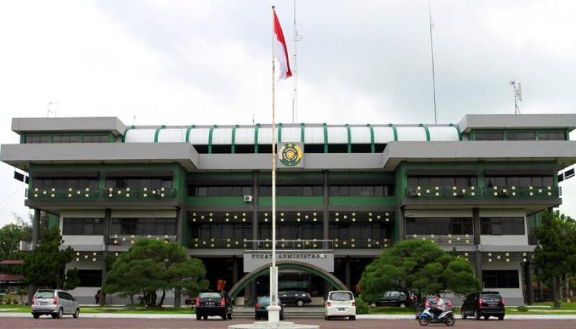 Kampus Universitas Sumatera Utara (USU) di Kota Medan.