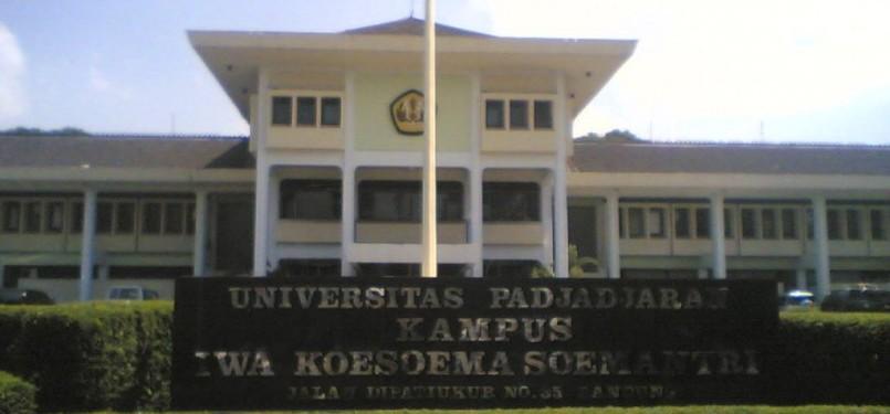 Kampus Unpad, Bandung
