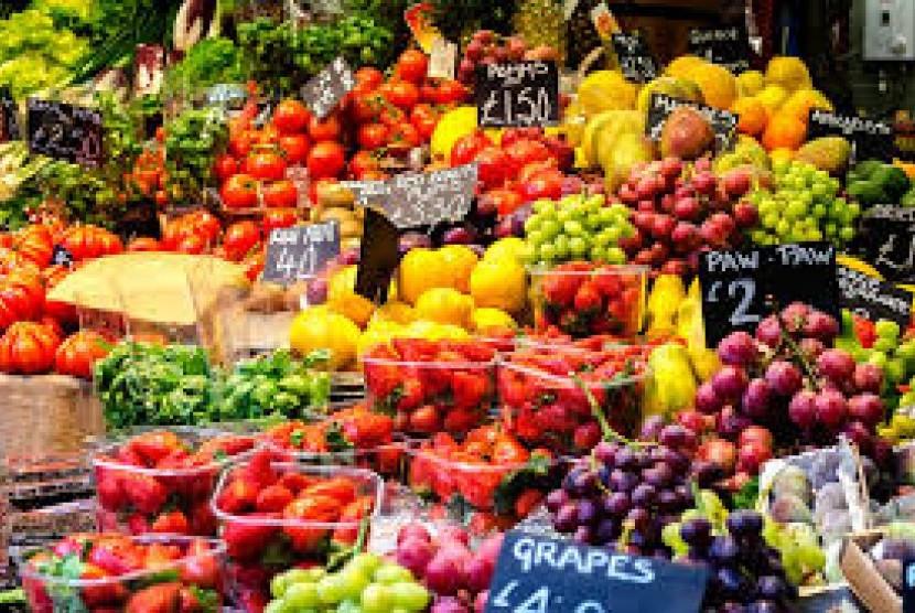 Kandungan fitonutrien paling banyak terdapat pada sayur dan buah yang berwarna mencolok.